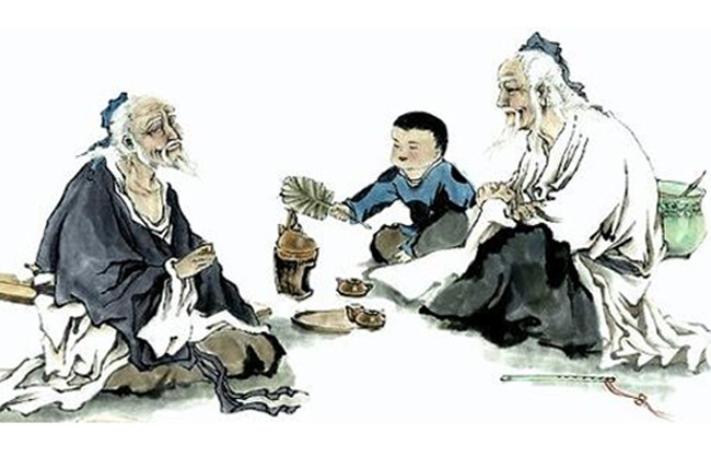 """中华传统养生法:夏季宜""""热""""不宜""""凉"""""""