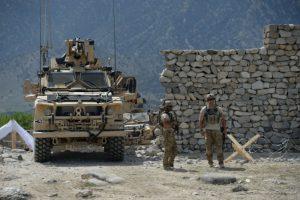 內奸攻擊 阿富汗美軍3死1傷