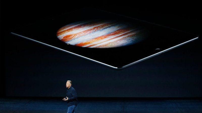 苹果发布iPad Pro2 边框窄屏幕亮 速度提升500倍
