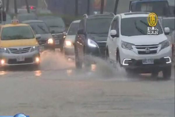 大雷雨特報 7縣市慎防強降雨、雷擊、9級陣風