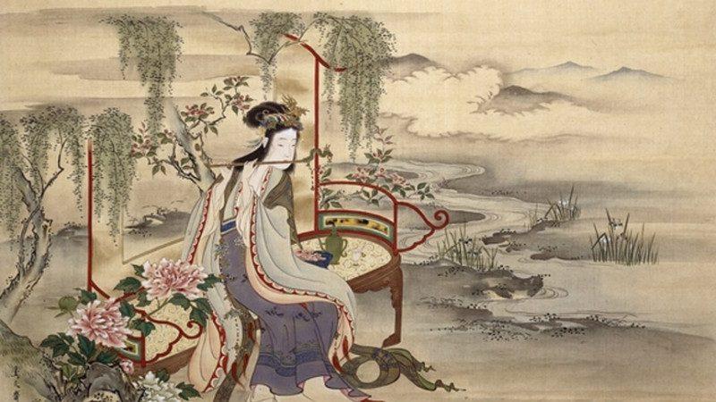 中国古人看美女 最看重脸上这个部位