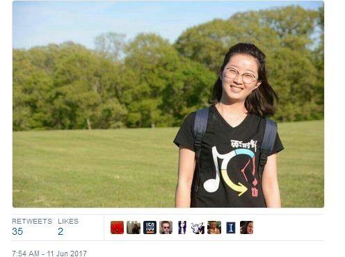 章瑩穎家人否認移民傳言:無稽之談