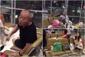 曼谷机场霸5座位 陆客不文明行为再遭轰