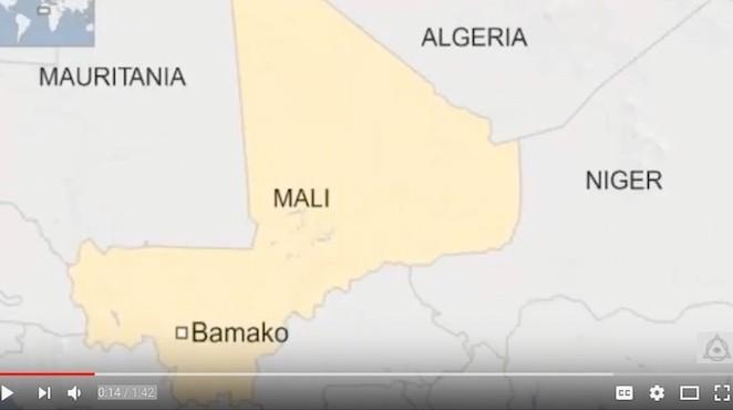 馬里西方人度假村遭槍手襲擊 2死32獲救(視頻)