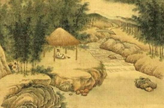 唐朝宰相李德裕三遇異人指點