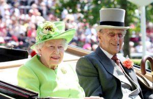 英国菲利普亲王入院 旧疾引发感染