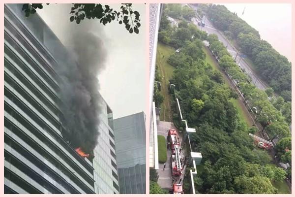 杭州千萬豪宅離奇火災 全家喪命僅保姆逃生