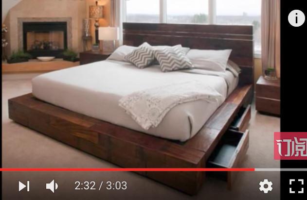 如果你运势不好,请动动你的床!不要小看哦!