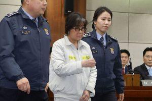 助女兒入名校 崔順實被判3年徒刑