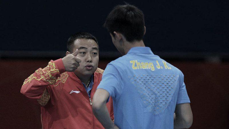 國乒風暴現3疑點 女隊想跟進男隊行動為時已晚