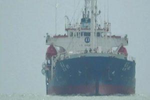 泰油轮遇海盗 船上150万公升油料被劫一空
