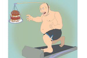 中醫:導致他大肚腩、腿部水腫、肥胖、生暗瘡的原因是這個!