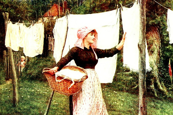 掉色又染色的衣服怎樣洗?用這一招搞定!
