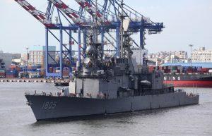 美两党表决通过 支持军舰停靠台湾港口