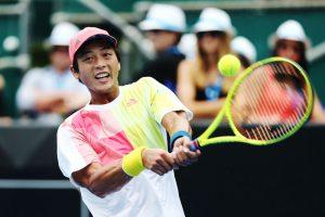 台灣網球名將盧彥勳 溫網首輪遇資格賽選手