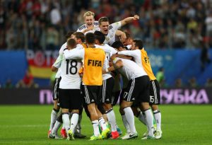 (快讯)德国1:0胜智利 夺得联合会杯冠军