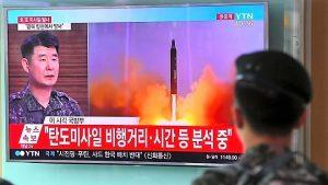 朝鮮聲稱射洲際導彈 川普促北京下重手永久遏制