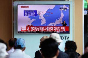朝鮮射彈高達2802公里 專家:可達美國阿拉斯加