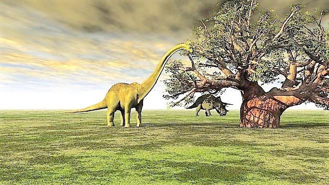 揭秘:巨人曾统治地球 恐龙只是坐骑(视频)