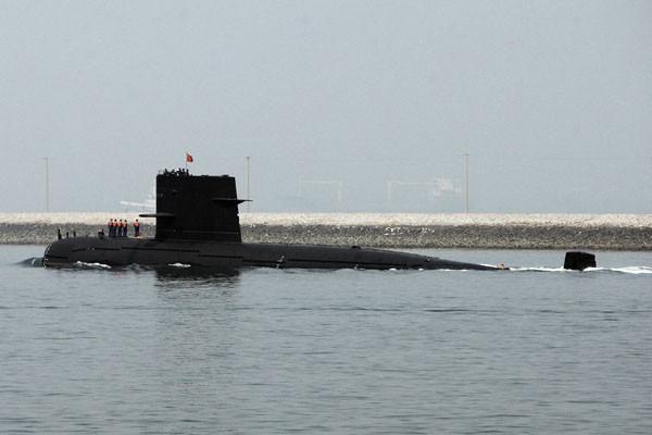 中印冲突再激化 对峙从陆军延伸到海军