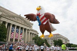 美国庆庆典 料首都70万人参与(组图)