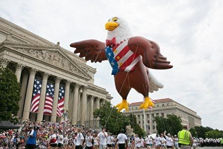 美國慶慶典 料首都70萬人參與(組圖)
