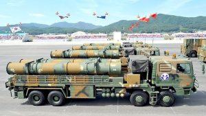韓國「斬首」武器悉數亮相 「能擊中金正恩窗戶」