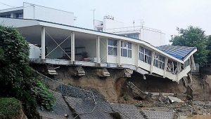 日本九州狂風暴雨 1死18失蹤40萬人迫遷