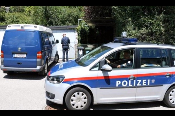 奥地利第1桩恐怖攻击 老夫妇遭冷血谋杀