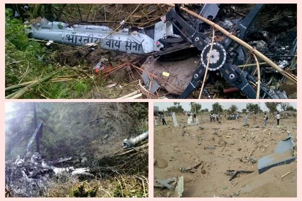 中印边境对峙 印度军机坠毁