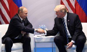 與普京首次會晤超2小時 川普讚會談良好