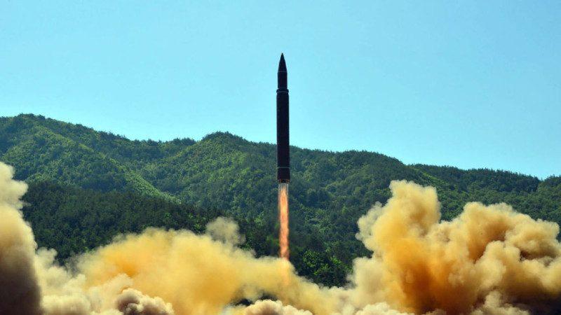 暗阻安理会制裁?俄称朝所射导弹为中程导弹