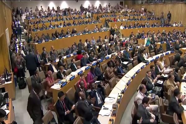 联合国禁核武条约122国赞成 拥核国未投票蒙阴影