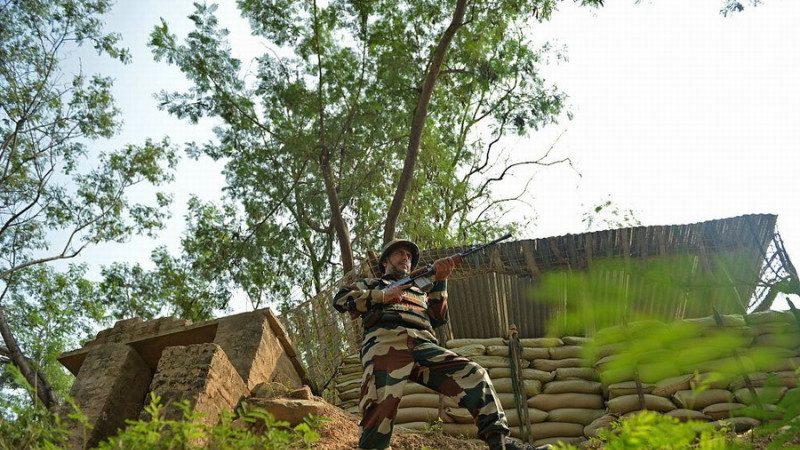 中印衝突四大變化 印巴開火 中共使館發預警