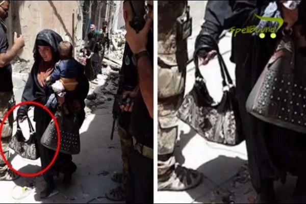 伊軍收復摩蘇爾 IS派媽媽炸彈客搏命