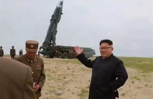 朝鲜飞弹飞速发展 疑俄国专家背后指导