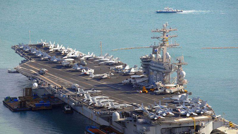 中印角力愈演愈烈 三国印度洋军演直指中方潜艇