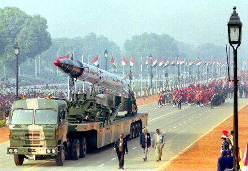 中印關係惡化之際 印度被曝核彈瞄準中國