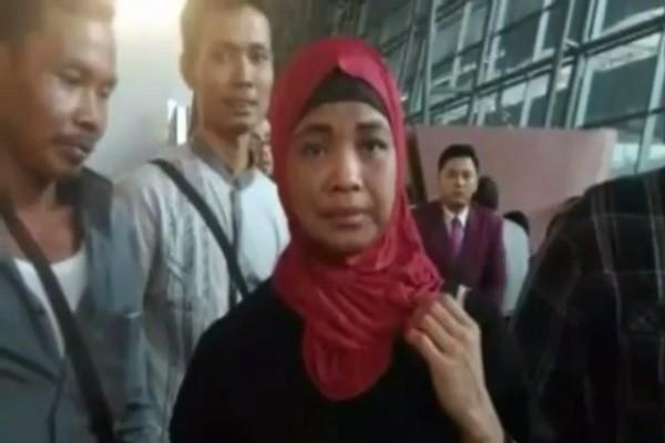 18歲少女做到40歲 印尼女移工終於領到薪水