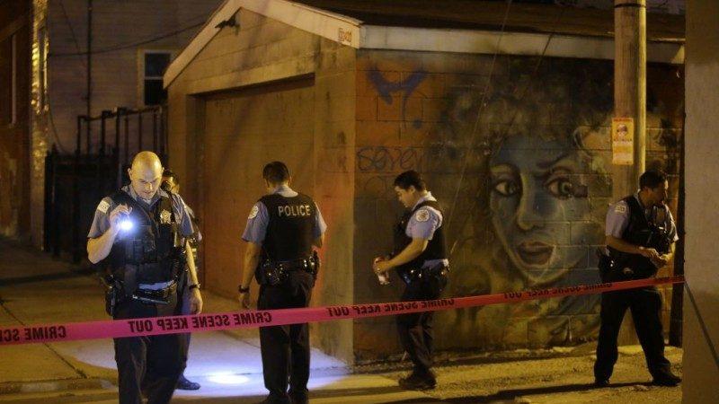 美芝加哥幫派火拼3天56人死傷 9歲男童難倖免