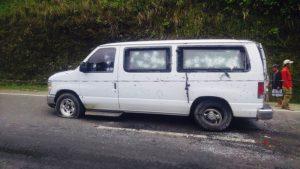 维安车辆遭伏击 菲总统4随从受伤