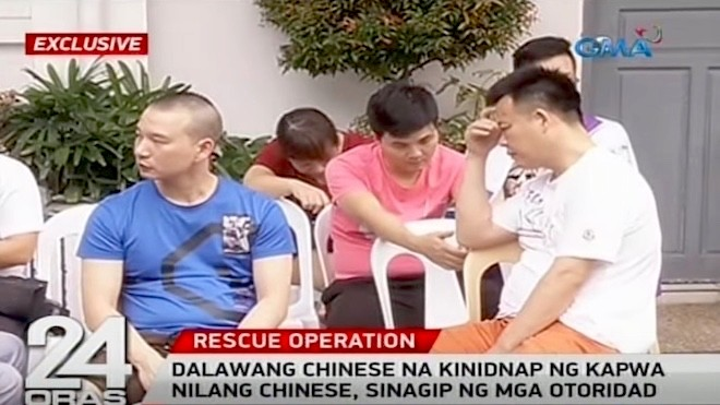 涉綁架賭博欠債者 30大陸人菲律賓被抓