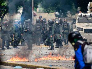 反對總統擴權 委內瑞拉反對派號召再罷工