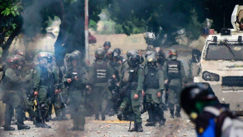 反对总统扩权 委内瑞拉反对派号召再罢工