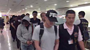 泰国设机房专骗大陆人 18台籍诈骗犯遣返回台