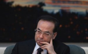 美智库中国通谈孙政才 用一词形容其为人