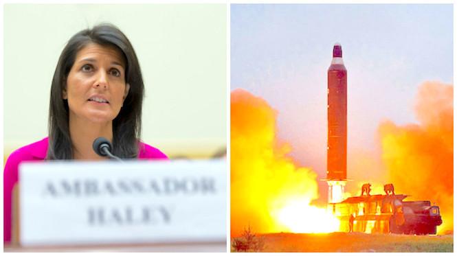 最後通牒?美:朝核對話已結束 北京須做出決定