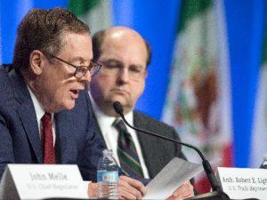 美国举行NAFTA谈判 要求进行重大改变