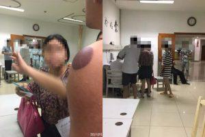 """浙江女曝扶摔倒大妈被讹十几万 对方称""""上头有人"""""""