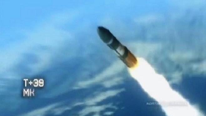 """威慑朝鲜 美军将试射""""义勇兵三型""""洲际飞弹"""